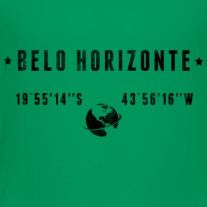 BELO HORIZONTE Kids' Shirts - Toddler Premium T-Shirt
