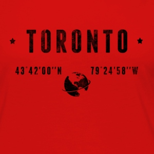 TORONTO T-Shirts - Women's Premium Long Sleeve T-Shirt