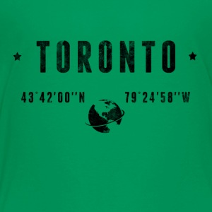 TORONTO Kids' Shirts - Toddler Premium T-Shirt