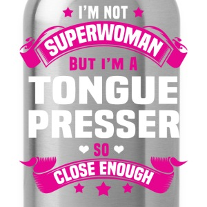 Tongue Presser T-Shirts - Water Bottle