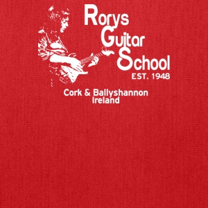 New Rory Gallagher - Tote Bag