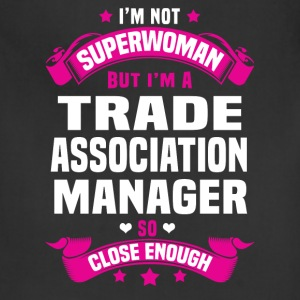 Trade Association Manager T-Shirts - Adjustable Apron