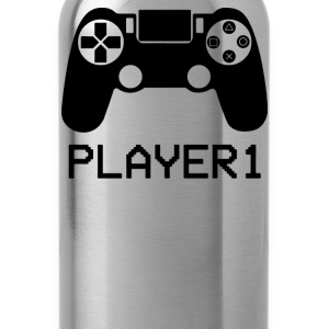 Player Stick - Water Bottle