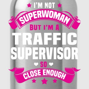 Traffic Supervisor T-Shirts - Water Bottle