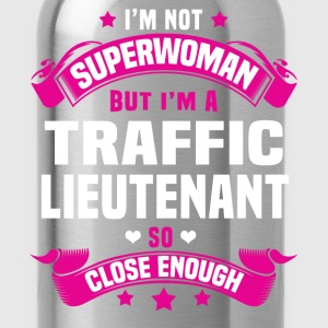 Traffic Lieutenant T-Shirts - Water Bottle