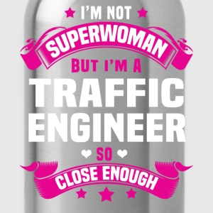 Traffic Engineer T-Shirts - Water Bottle