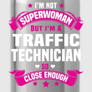 Traffic Technician T-Shirts - Water Bottle