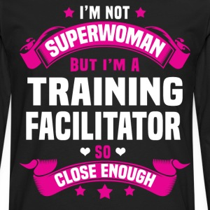 Training Facilitator T-Shirts - Men's Premium Long Sleeve T-Shirt