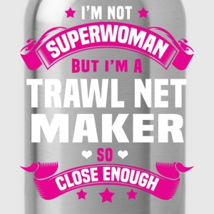 Trawl Net Maker T-Shirts - Water Bottle