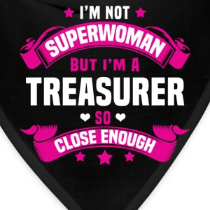 Treasurer T-Shirts - Bandana