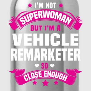 Vehicle Remarketer T-Shirts - Water Bottle