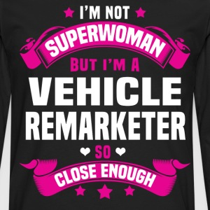 Vehicle Remarketer T-Shirts - Men's Premium Long Sleeve T-Shirt