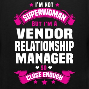 Vendor Relationship Manager T-Shirts - Men's Premium Tank