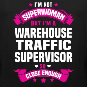 Warehouse Traffic Supervisor T-Shirts - Men's Premium Tank