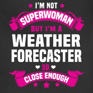 Weather Forecaster T-Shirts - Adjustable Apron