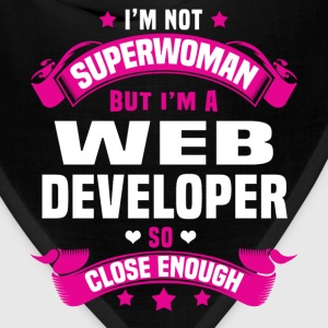 Web Developer T-Shirts - Bandana