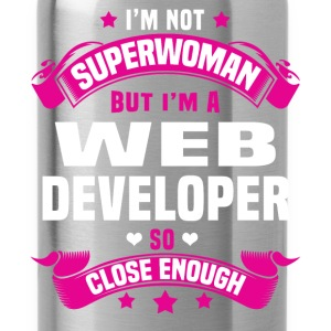 Web Developer T-Shirts - Water Bottle