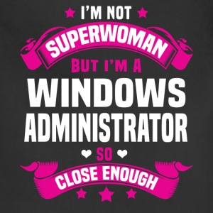 Windows Administrator T-Shirts - Adjustable Apron
