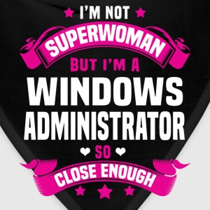 Windows Administrator T-Shirts - Bandana