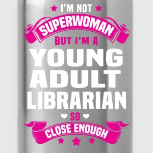 Young Adult Librarian T-Shirts - Water Bottle