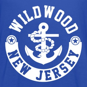 Wildwood New Jersey T-Shirts - Women's Flowy Tank Top by Bella