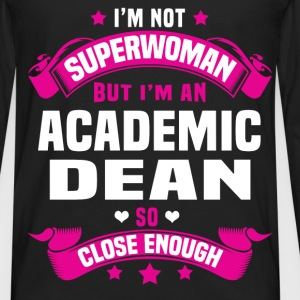 Academic Dean T-Shirts - Men's Premium Long Sleeve T-Shirt