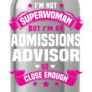 Admissions Advisor T-Shirts - Water Bottle