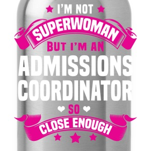 Admissions Coordinator T-Shirts - Water Bottle