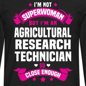 Agricultural Research Technician T-Shirts - Men's Premium Long Sleeve T-Shirt