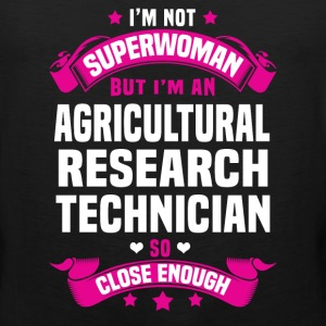 Agricultural Research Technician T-Shirts - Men's Premium Tank