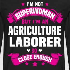 Agriculture Laborer T-Shirts - Men's Premium Long Sleeve T-Shirt