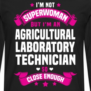Agricultural Laboratory Technician T-Shirts - Men's Premium Long Sleeve T-Shirt