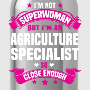 Agriculture Specialist T-Shirts - Water Bottle