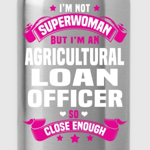 Agricultural Loan Officer T-Shirts - Water Bottle