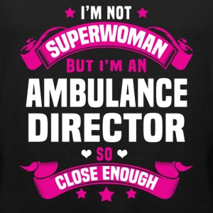 Ambulance Director T-Shirts - Men's Premium Tank