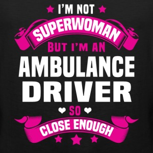 Ambulance Driver T-Shirts - Men's Premium Tank
