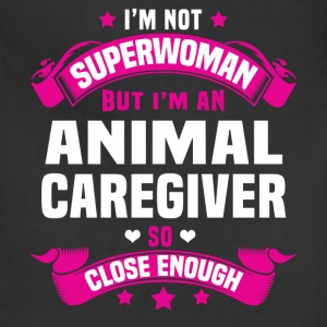 Animal Caregiver T-Shirts - Adjustable Apron
