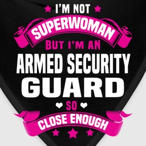 Armed Security Guard T-Shirts - Bandana
