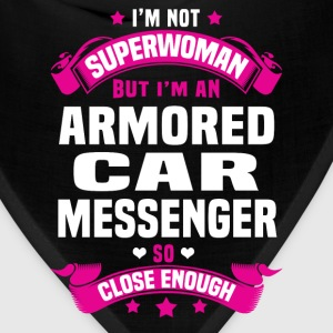 Armored Car Messenger T-Shirts - Bandana