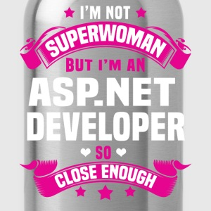 ASP.NET Developer T-Shirts - Water Bottle
