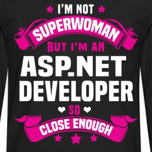 ASP.NET Developer T-Shirts - Men's Premium Long Sleeve T-Shirt