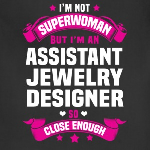 Assistant Jewelry Designer T-Shirts - Adjustable Apron