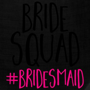 Bride Squad Bridesmaid  T-Shirts - Bandana