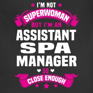 Assistant Spa Manager T-Shirts - Adjustable Apron