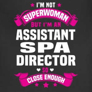 Assistant Spa Director T-Shirts - Adjustable Apron