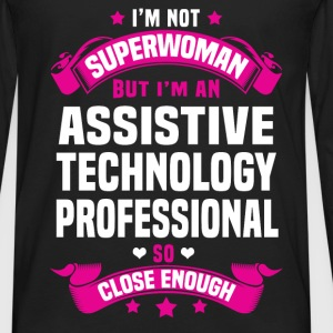 Assistive Technology Professional T-Shirts - Men's Premium Long Sleeve T-Shirt