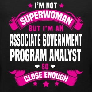 Associate Government Program Analyst T-Shirts - Men's Premium Tank