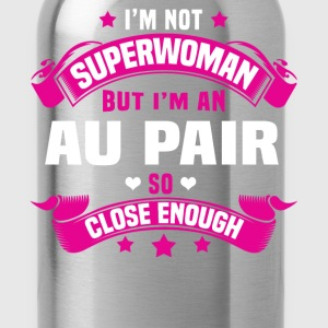 Au Pair T-Shirts - Water Bottle