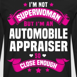 Automobile Appraiser T-Shirts - Men's Premium Long Sleeve T-Shirt