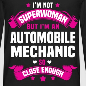 Automobile Mechanic T-Shirts - Men's Premium Long Sleeve T-Shirt